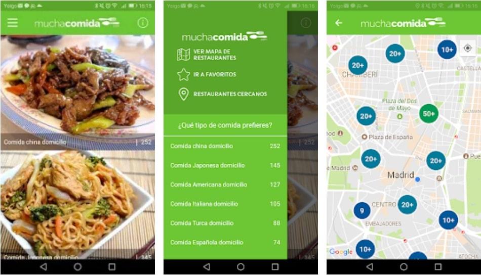 Muchacomida app está dentro de las mejores aplicaciones para pedir comida a domicilio 2020