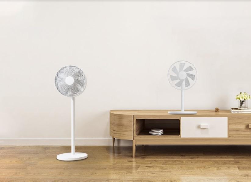 Smart Standing Fan 1C