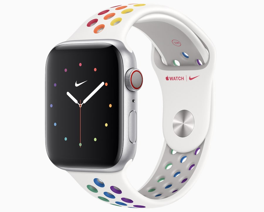 Apple Watch Nike Orgullo