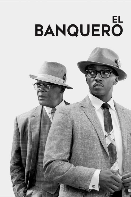 El Banquero, película original de Apple TV+