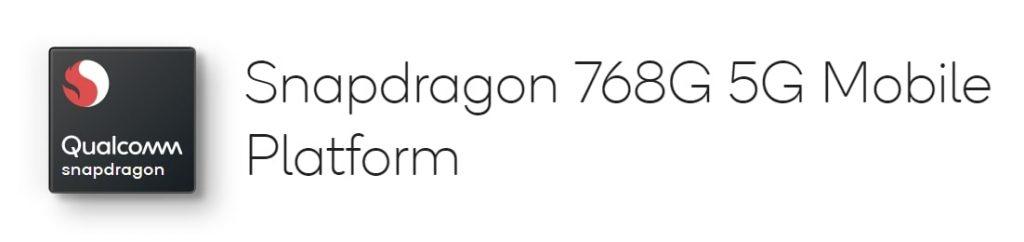 Procesador Qualcomm Snapdragon 768G