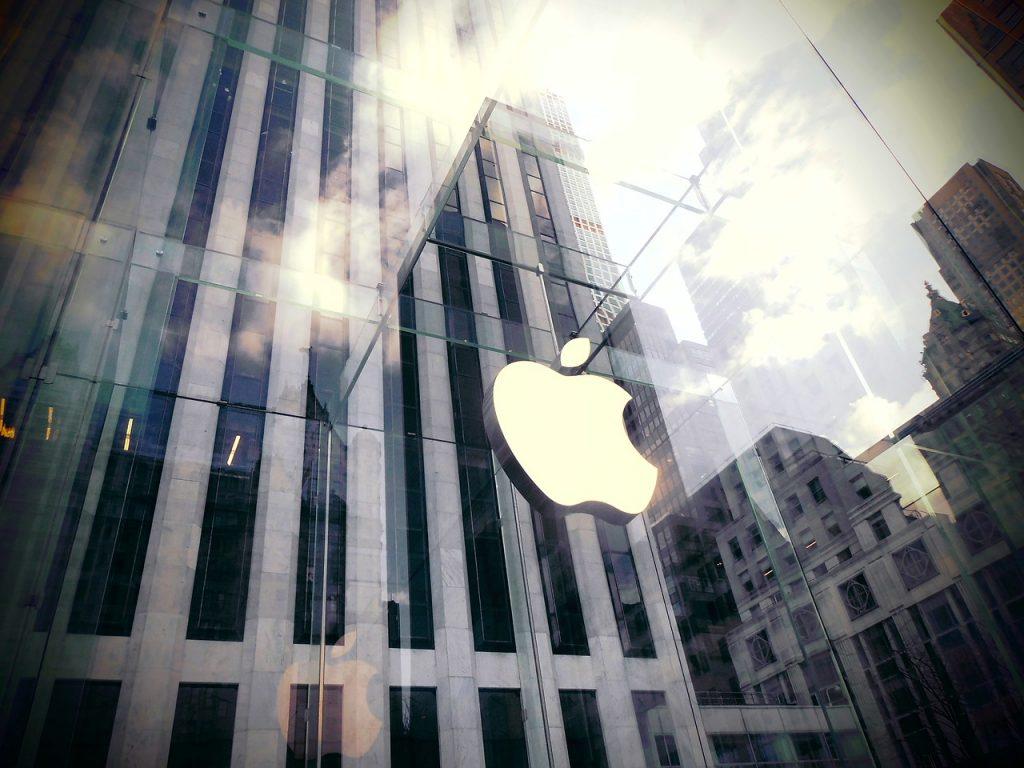 Apple podría construir fábricas en los Estados Unidos.