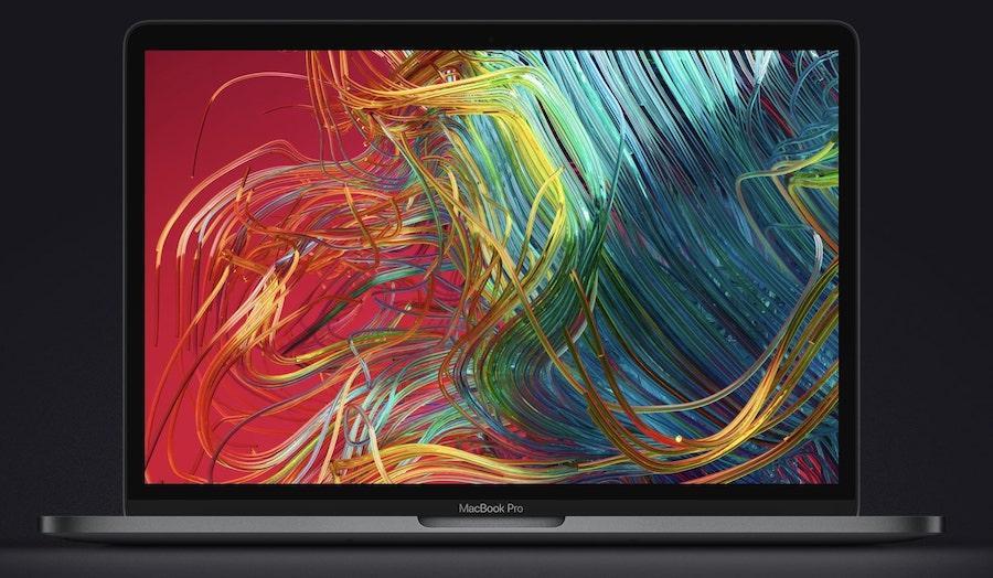 Pantalla MacBook Pro 13 pulgadas 2020