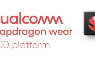 Qualcomm-Snapdragon Wear 4100 Logo