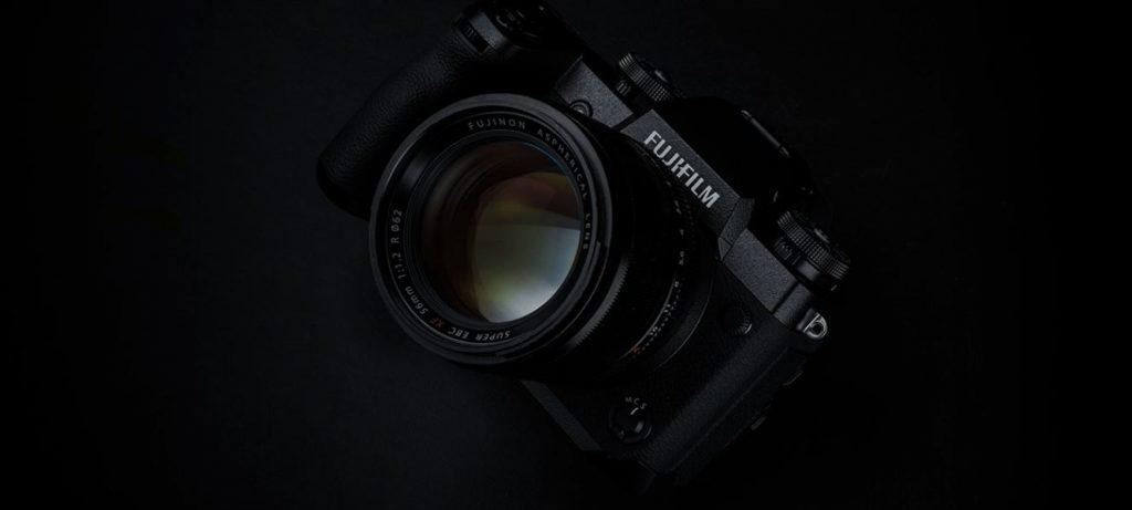 Cámara Fujifilm X-H1