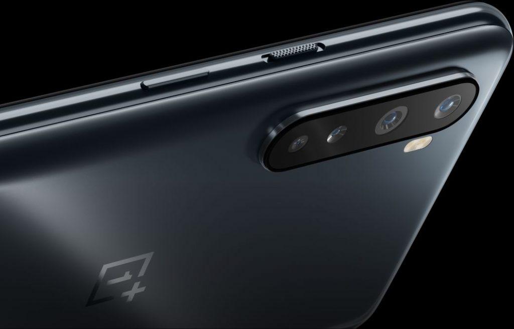 OnePlus Nord cámaras