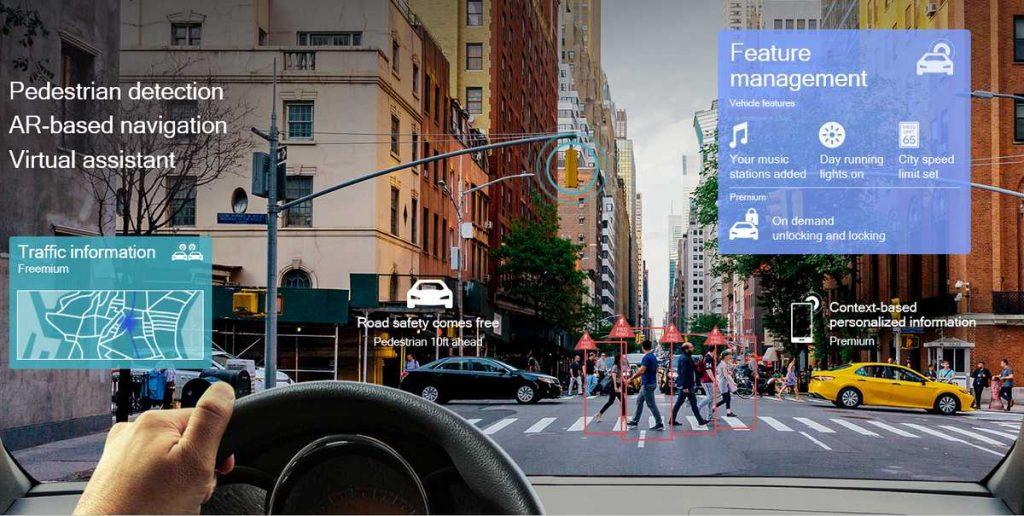Futuro del transporte inteligente
