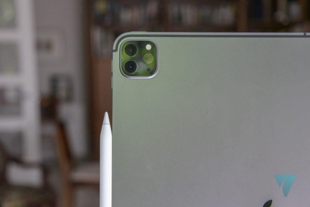 Cámara iPad Pro