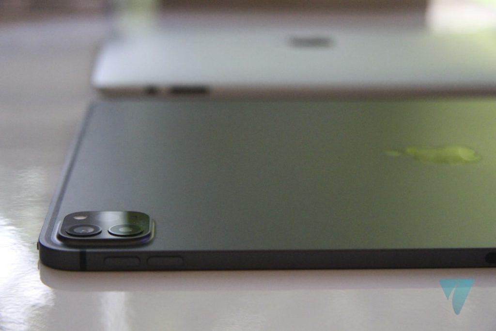 iPad Pro (2020) vs. iPad (2010)