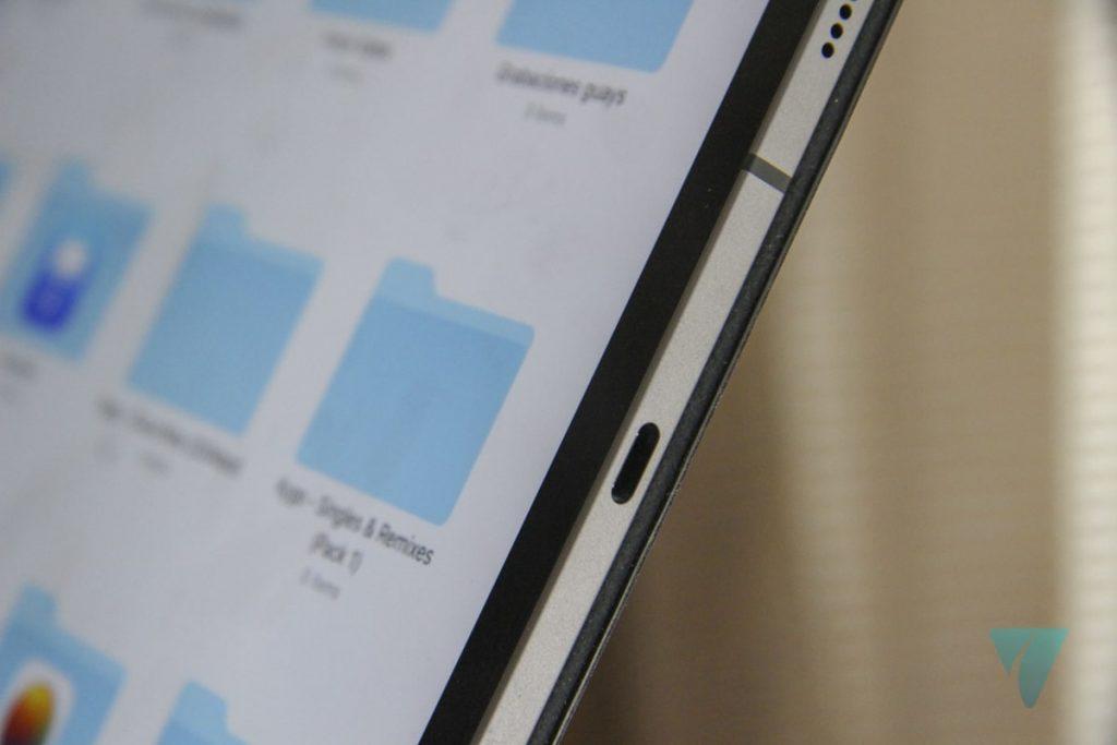 USB tipo C iPad