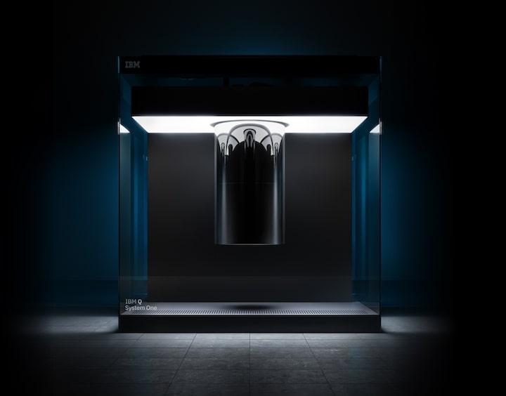 Computadora cuántica de IBM