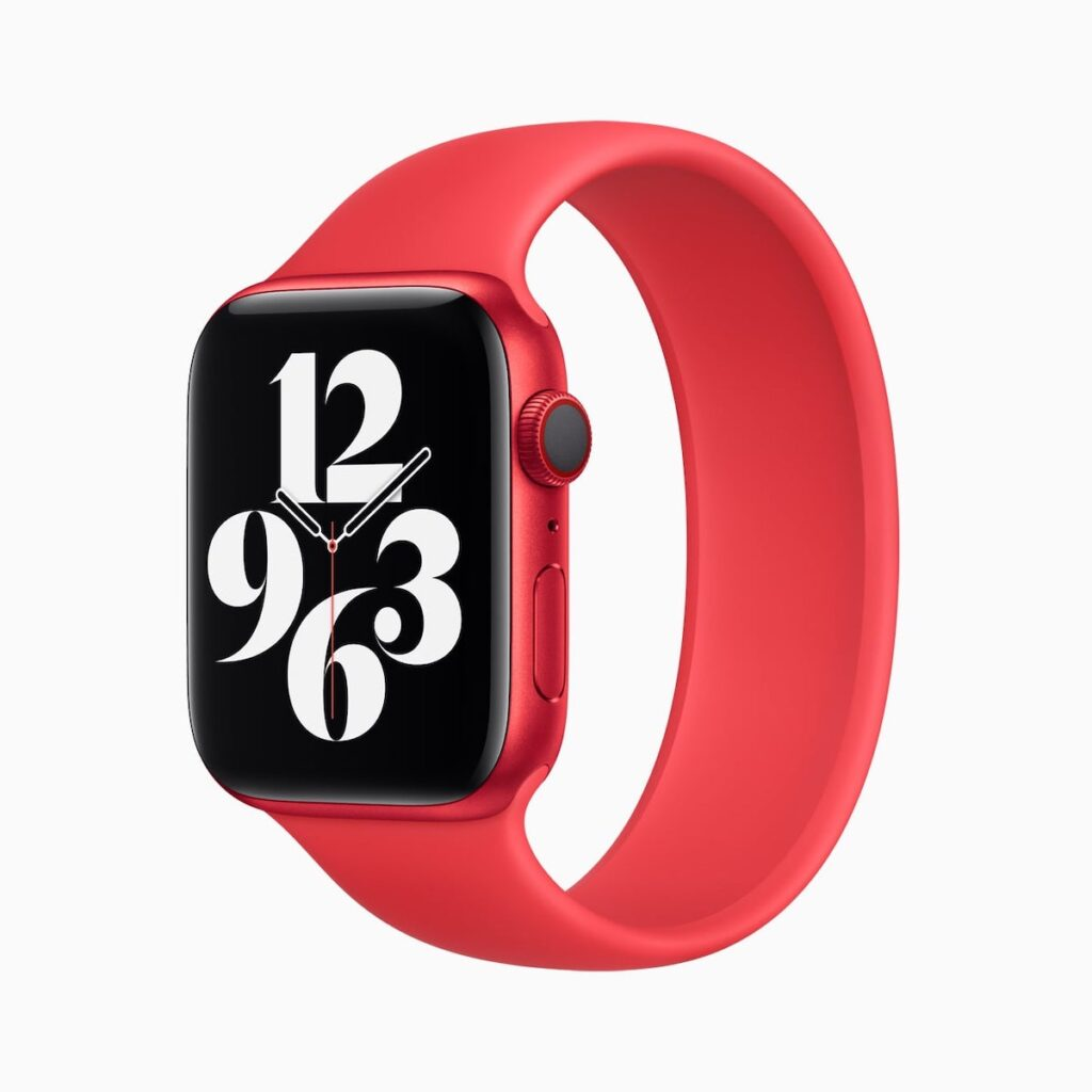Apple Watch Series 6 correa unibody