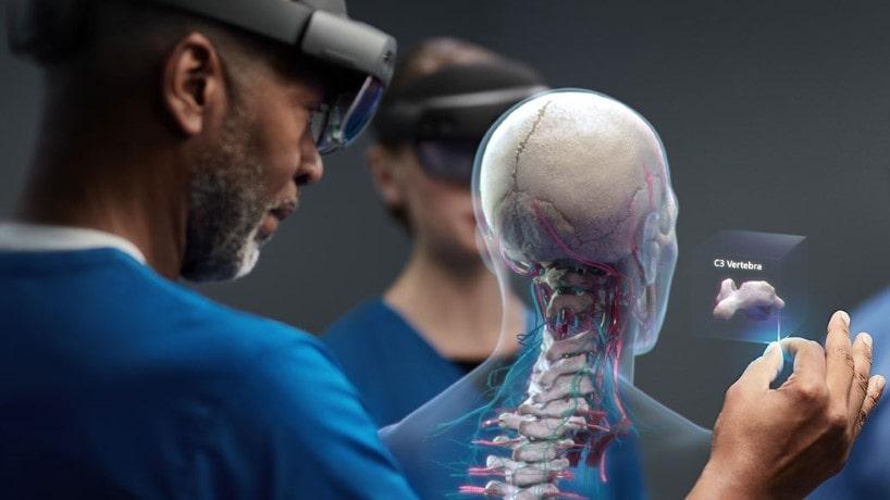 HoloLens 2 en medicina