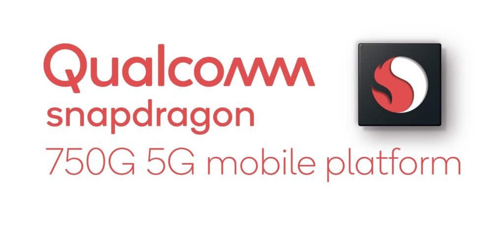 Qualcomm Snapdragon 750G 5G logo