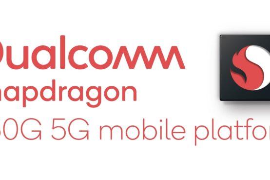 Qualcomm Snapdragon 750G 5G logo