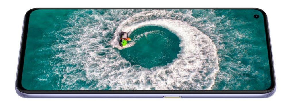 Realme X7 Pro pantalla