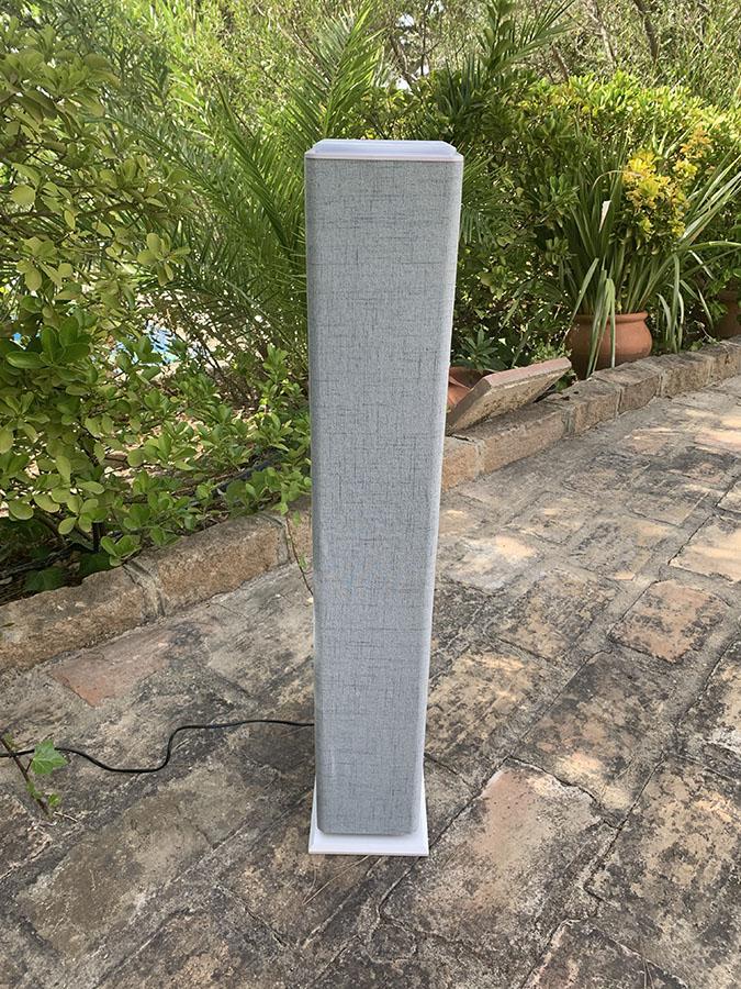 Smart Speaker 7 Tower delantera