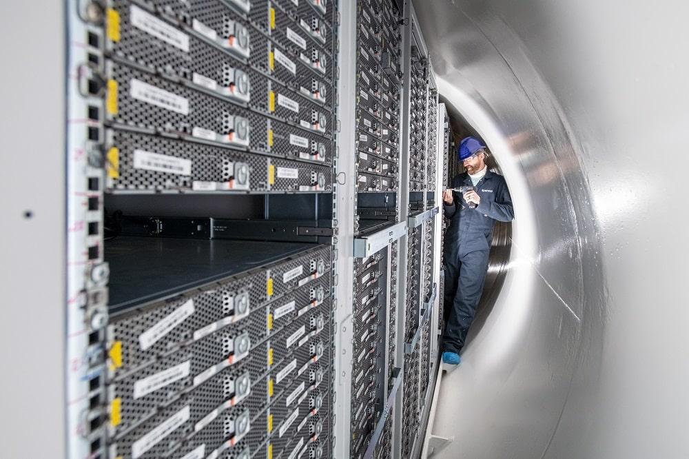centro de datos Proyecto Natick