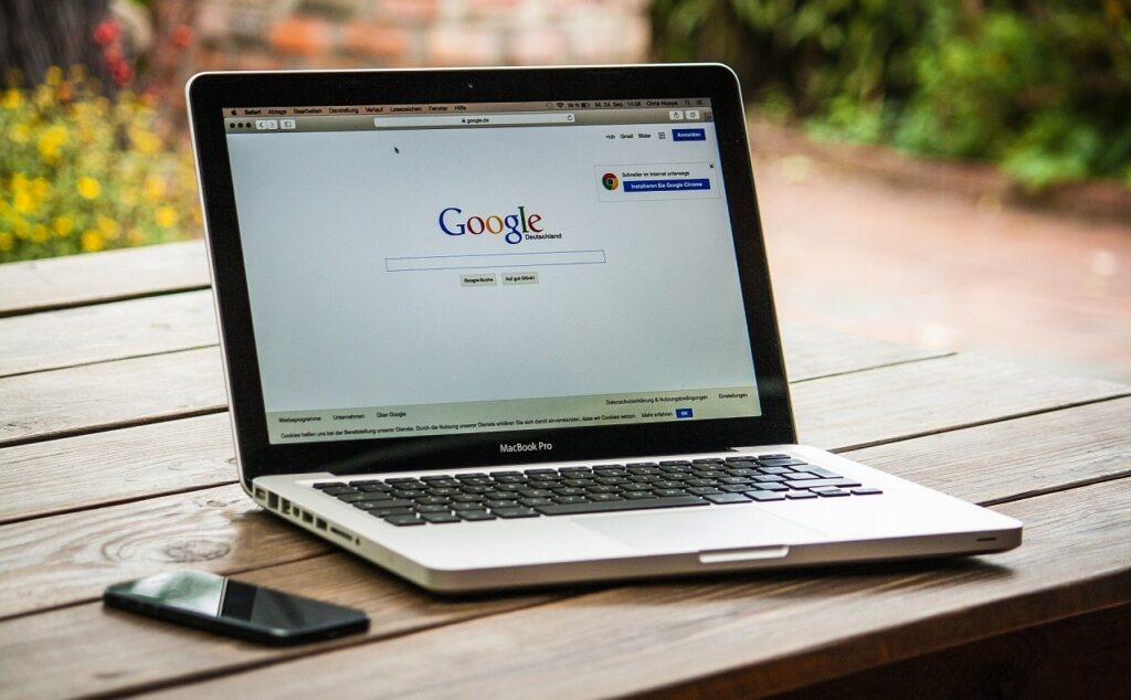 Google transición digital