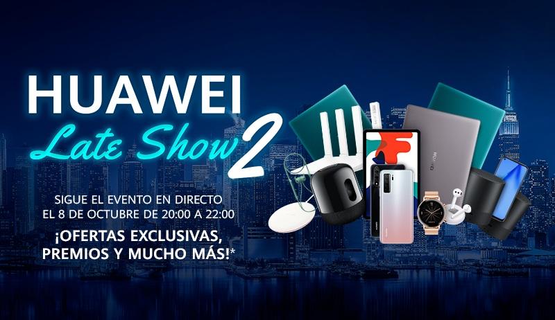 Huawei Late Show 2