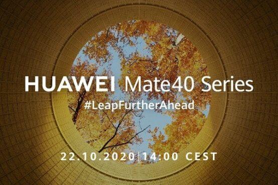 Presentación Huawei Mate 40