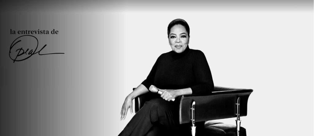 La entrevista de Oprah en Apple TV+