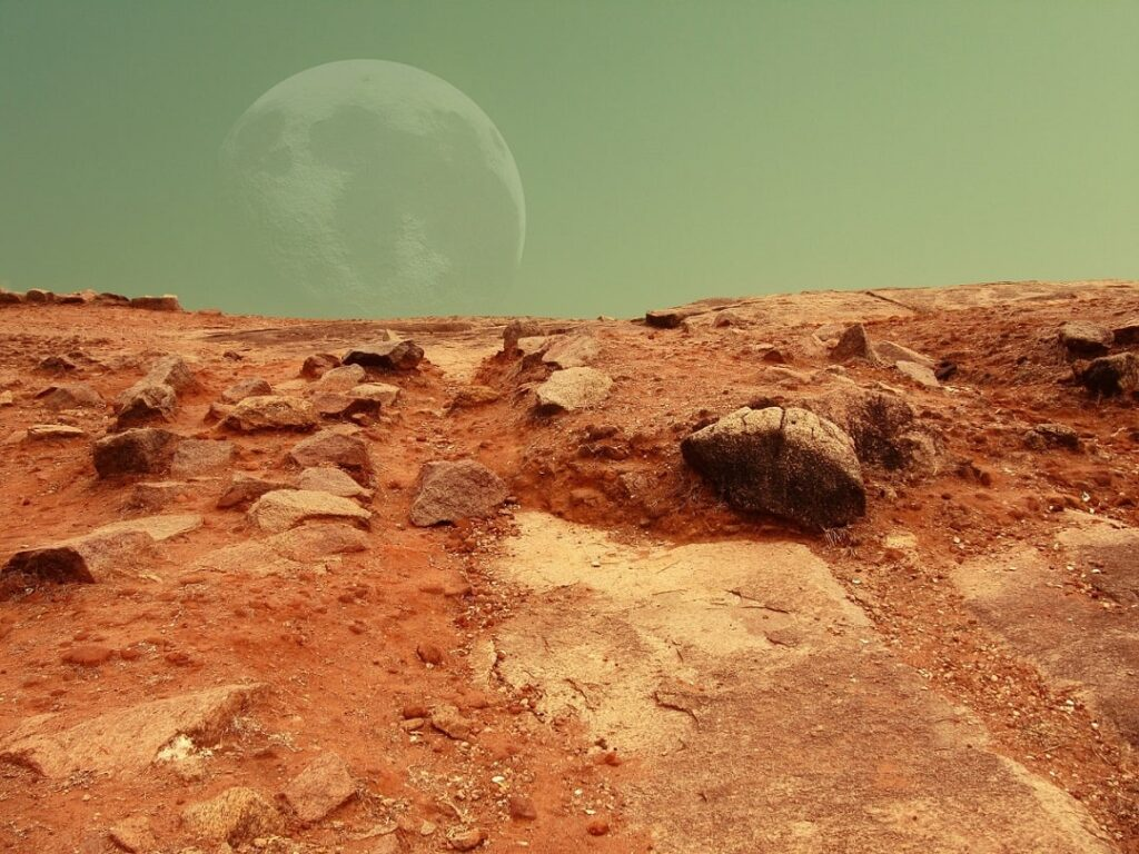 Viajes a Marte no despiertan el interés de Bill Gates.