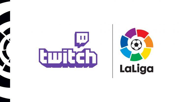 LaLiga se une a Twitch