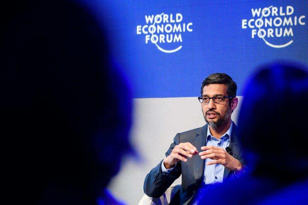 Sundar Pichai, CEO de Google, habla sobre la Inteligencia Artificial