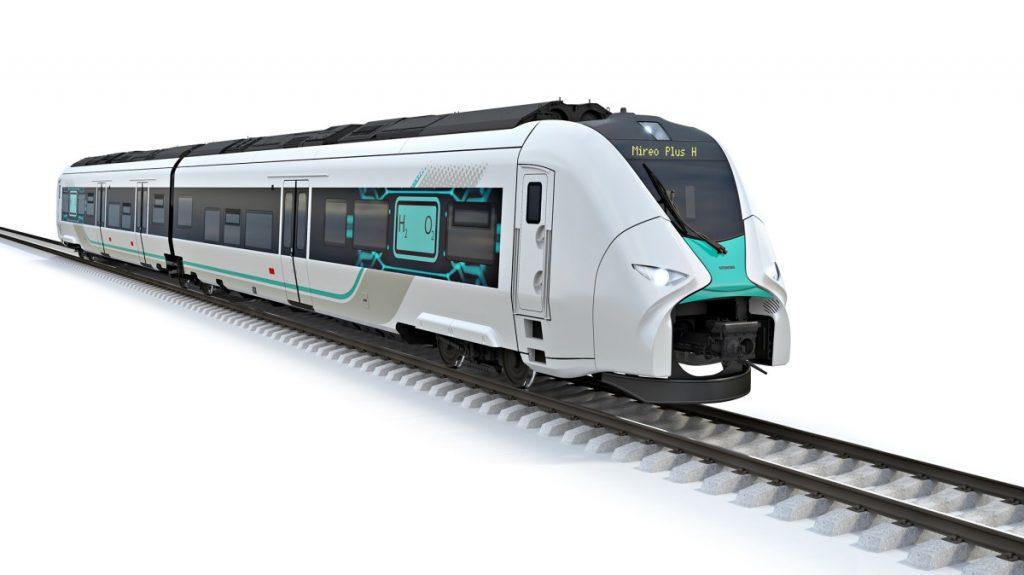 Tren de hidrogeno Mireo Plus H