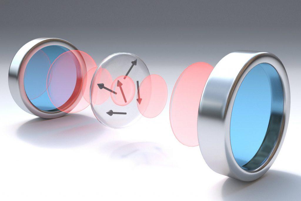 Nuevo módem cuántico de internet de Max Planck Institut