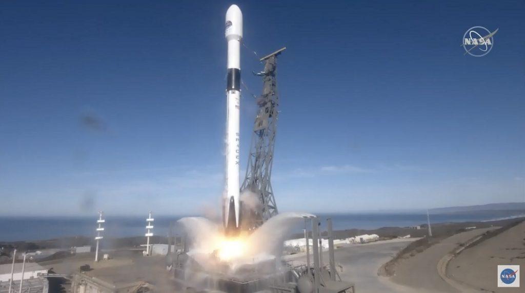 Lanzamiento del satélite de monitoreo oceánico Sentinel-6.