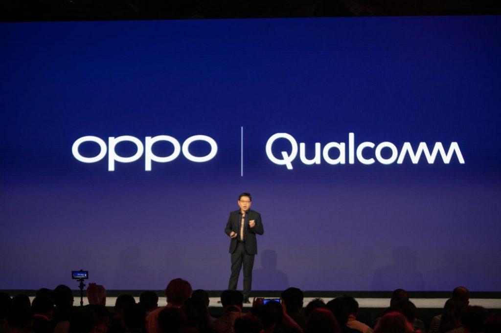 Intervención de Alen Wu en el Snapdragon Tech Summit Digital 2020 OPPO Find X