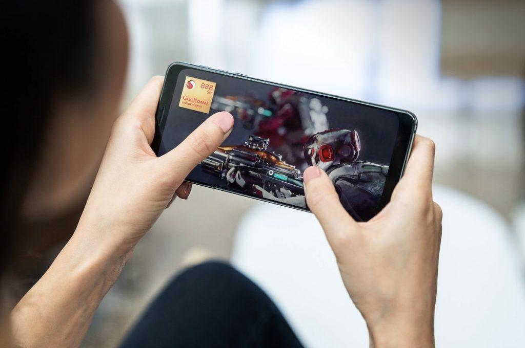 Snapdragon 888 5G Gaming