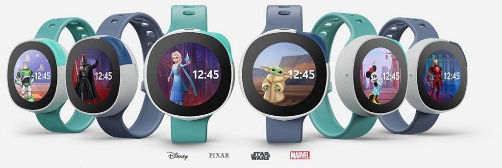 Personajes de Disney en Neo Vodafone