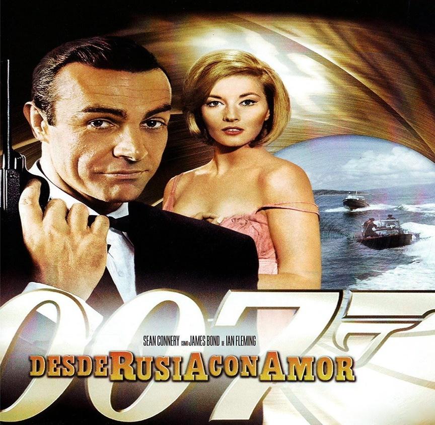 YouTube brinda acceso a las películas de James Bond