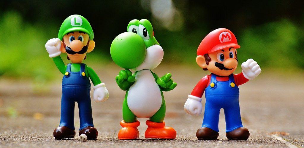 Mario de Nintendo.