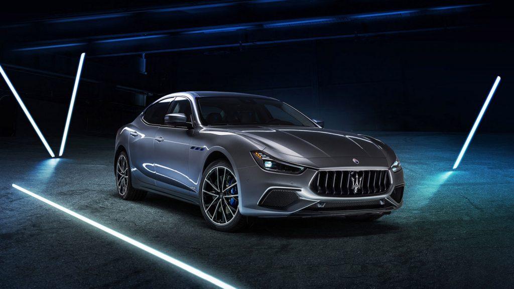 Maserati se compromete a vender solo coches eléctricos para 2025