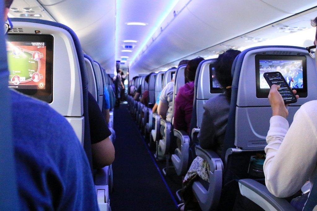 Humo toxico podría afectar a los pasajeros en aviones.