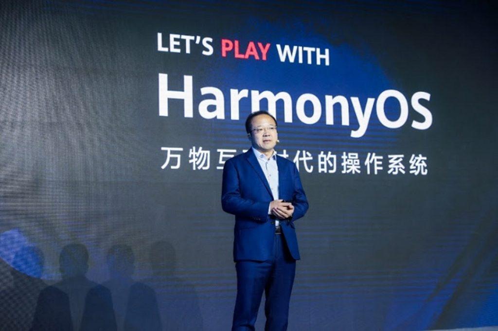 Presentación HarmonyOS 2.0