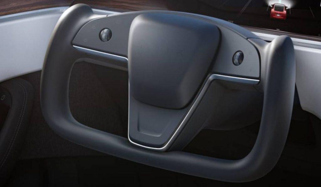 interior Model S