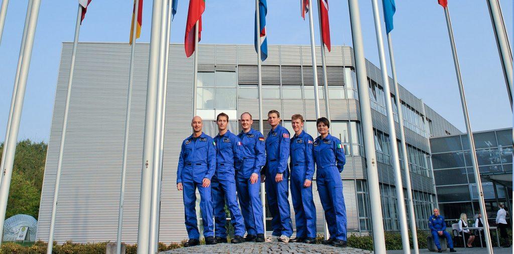 Ahora las discapacidades físicas no serán un impedimento para los astronautas en Europa