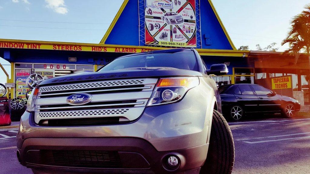 5G Ford Valencia