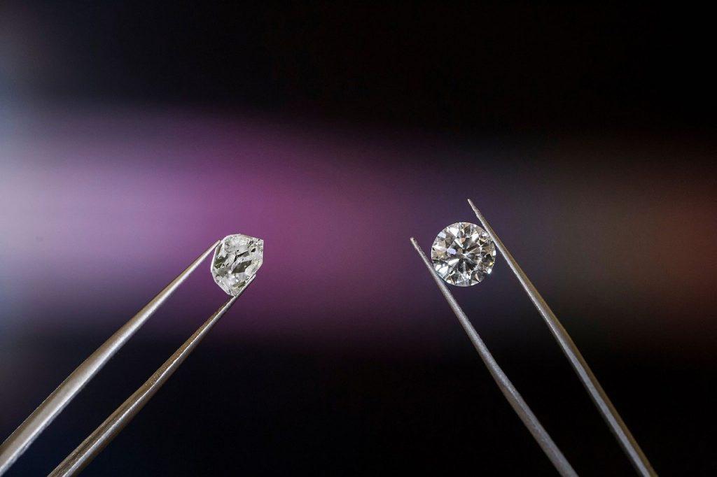 desarrollo de diamantes a partir de CO2.