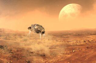 Se prepara el vuelo para el helicóptero Ingenuity en Marte