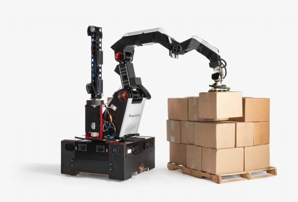 Stretch robot