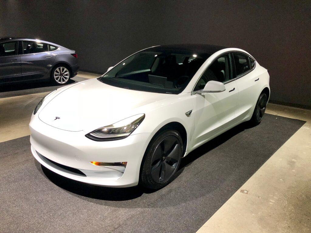 Tesla sin volante