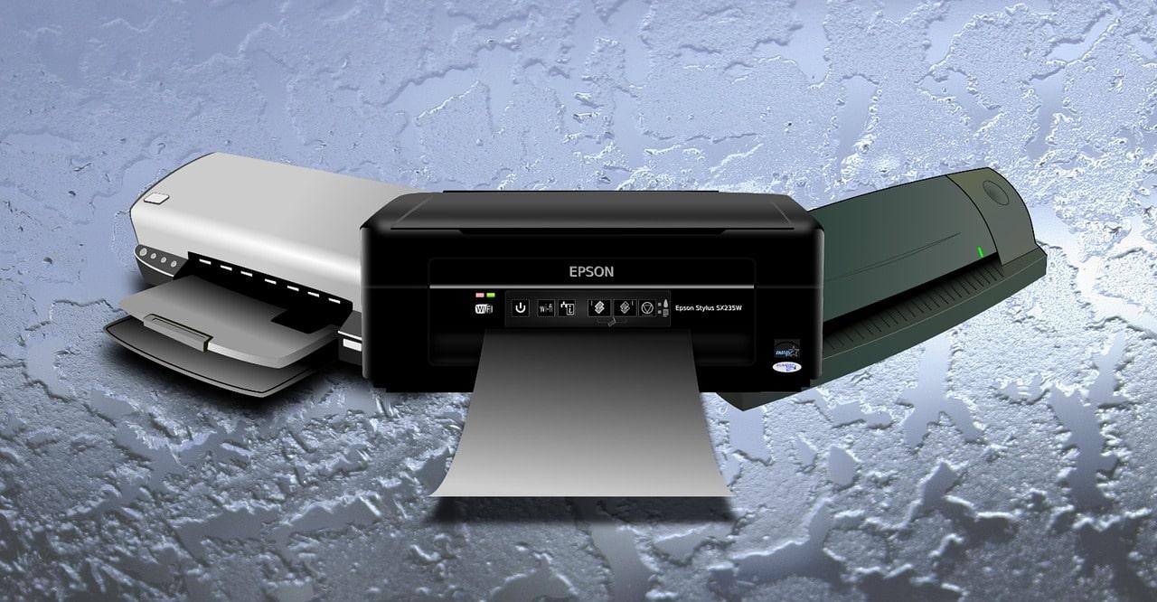 elimina líneas negras en un fotocopia con mantenimiento