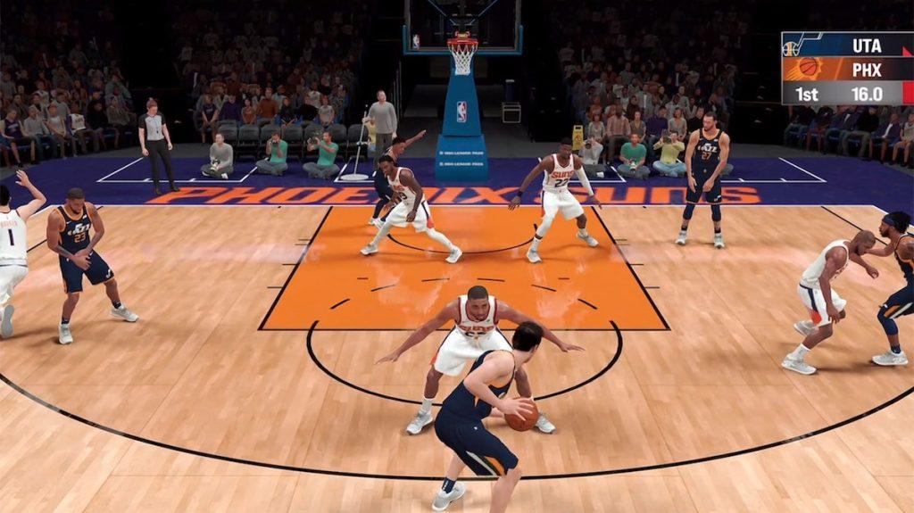 NBA para iPhone y iPad