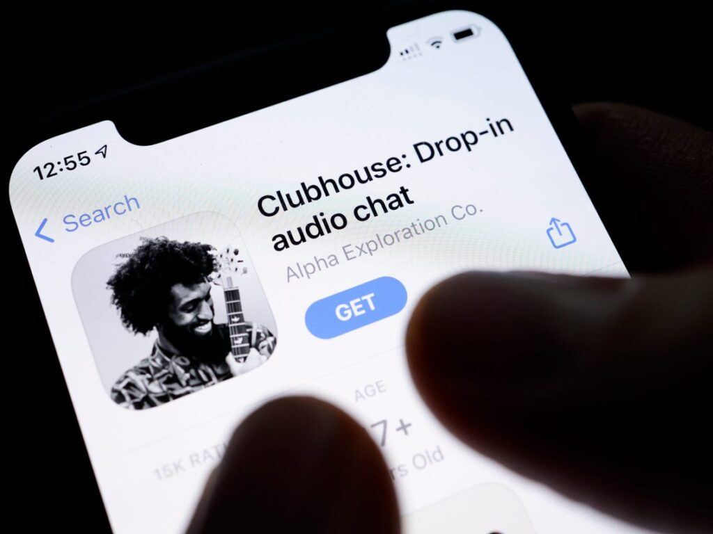 Clubhouse para android-min
